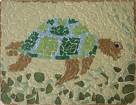 Sea Turtle by Libby  Cagle