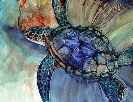 Sea Turtle by Shann Ferreira
