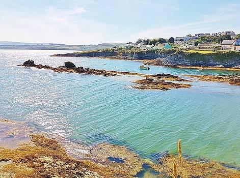 Sea view Amlwch by Paul Fox