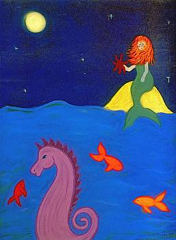 Sea Wishes by Christine Crosby