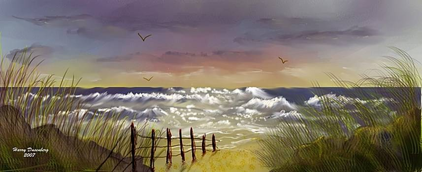 Seacape One by Harry Dusenberg