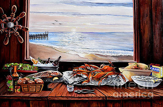 Seafood Feast 2 by Toni  Thorne