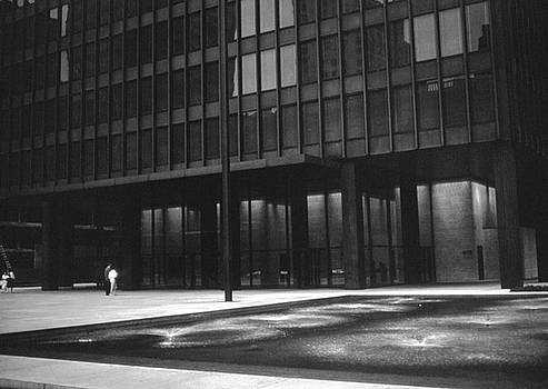 Seagrams Plaza by John Schneider