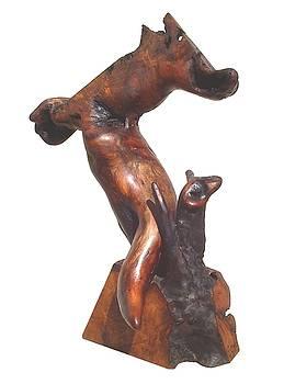 Seahorse Fantasy by Daryl Stokes