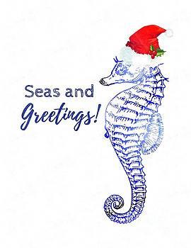 Seahorse Holiday by Jennifer Capo