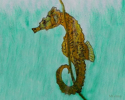 Seahorse  by M Gilroy