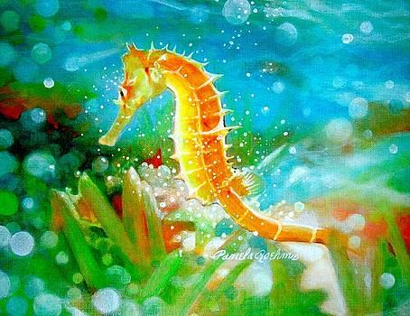 Seahorse by Pamela Roehm