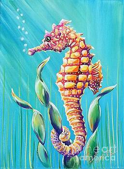Seahorse by Renee Hilimire