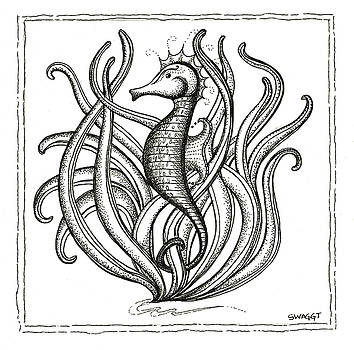 Seahorse by Stephanie Troxell
