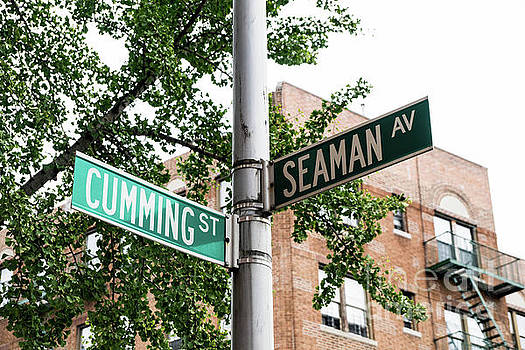 Seaman and Cumming by Cole Thompson
