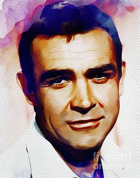 John Springfield - Sean Connery, Movie Star