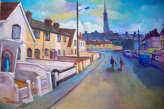 Sean Hueston Place Limerick Ireland by Paul Weerasekera