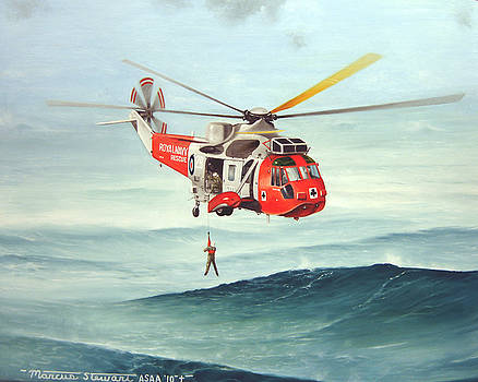 Search and Rescue by Marc Stewart