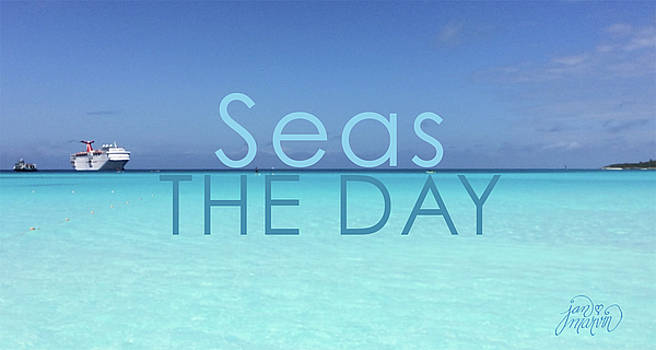 Seas the Day by Jan Marvin