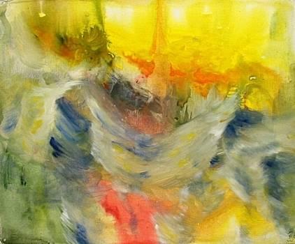 Seascape 1 by Moray Watson