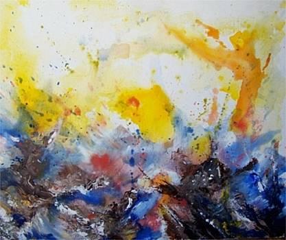 Seascape 2 by Moray Watson