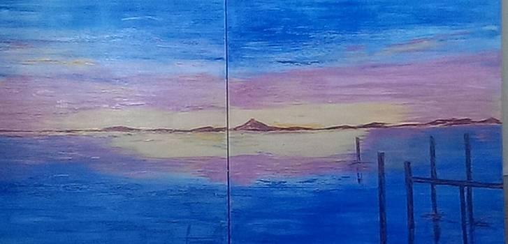Seascape 7 by Judi Goodwin