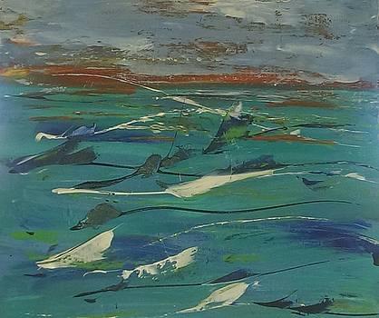 Seascape 8 by Judi Goodwin