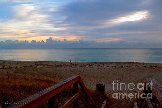 Ricardos Creations - Seascape Dawn Morning Splendor Juno Beach Florida B2