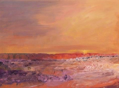 Seascape II by Irena Jablonski