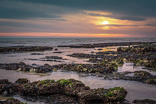 Seascape in south England by Marius Comanescu