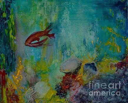 Seascape by Karen Fleschler