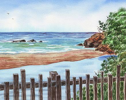 Irina Sztukowski - Seascape Low Tide