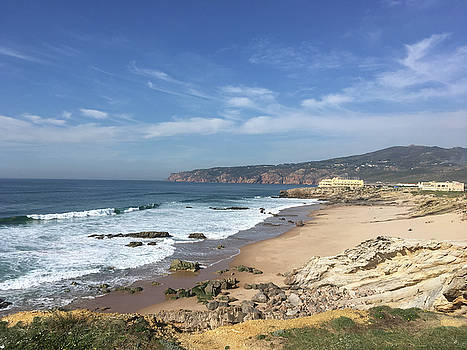 Seascape Portugal #2 by Susan Grunin