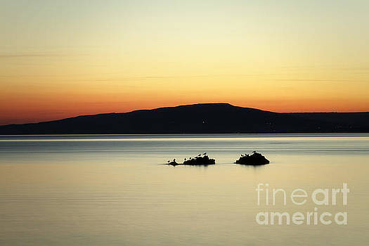 Seascape - Sea Sunset by Dimitar Hristov
