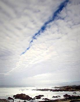 Joyce Dickens - Seascape Skyscape Two