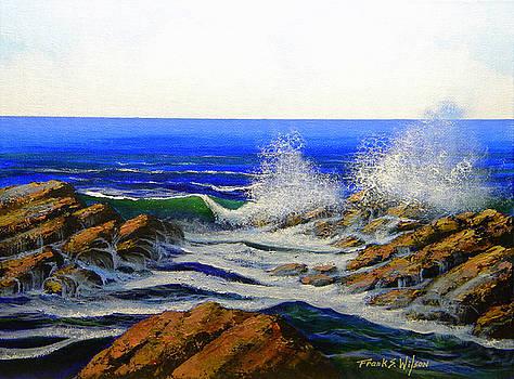 Frank Wilson - Seascape Study 4