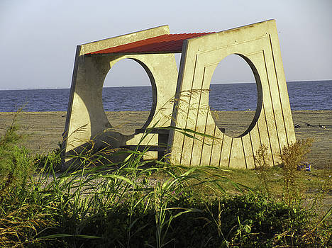 TONY GRIDER - Seascape