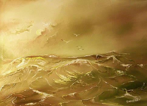 Seascape#7 by Raymond Doward