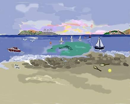 Seascapes 2 by Christina K