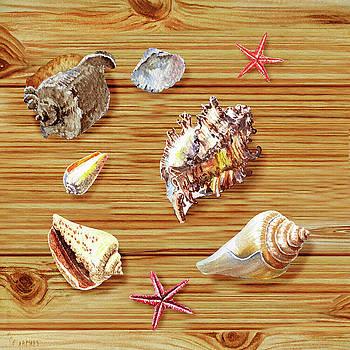 Irina Sztukowski - Seashells On Board