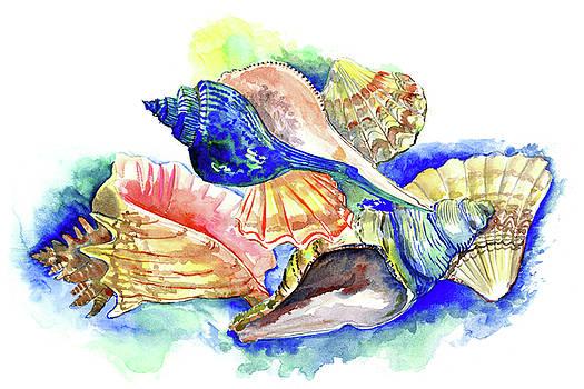 Seashells by Suren Nersisyan