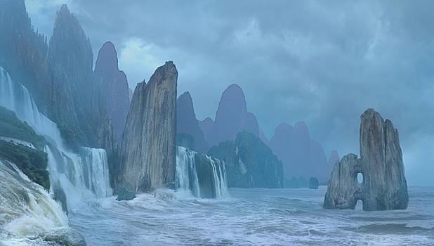 Seashore 2 by Valeriy Mavlo