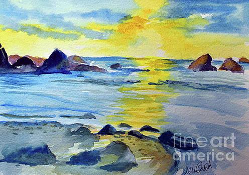 Seashore by Allison Ashton