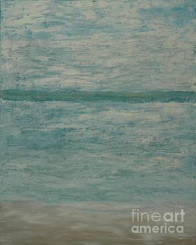 Seaside Beach by Catalina Walker