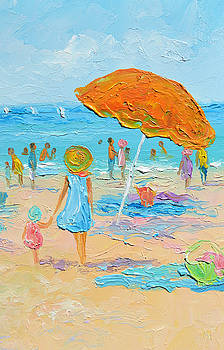 Jan Matson - Seaside days