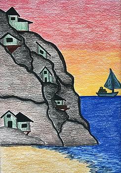 Seaside by Heidi Moss