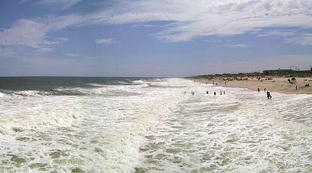 Seaside Heights Panorama 018 by Daniel Henning