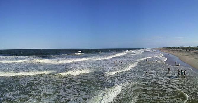 Seaside Heights Panorama 039 by Daniel Henning