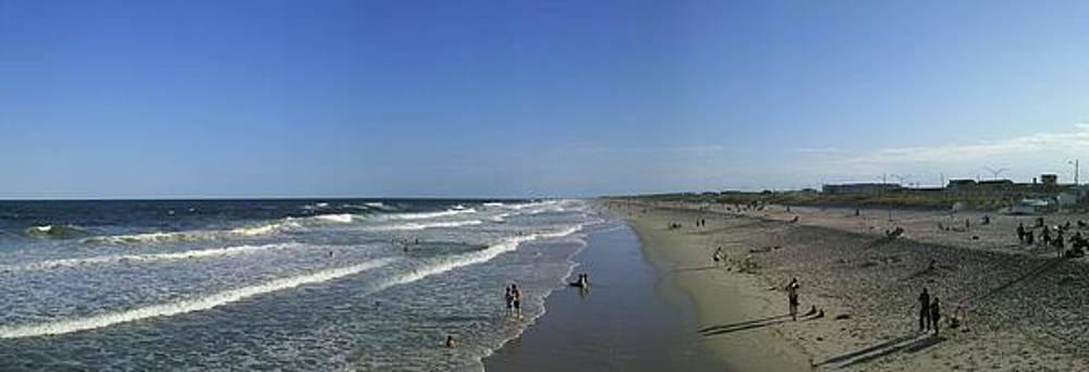 Seaside Heights Panorama 045 by Daniel Henning
