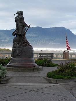 Seaside Oregon by Julie Bell