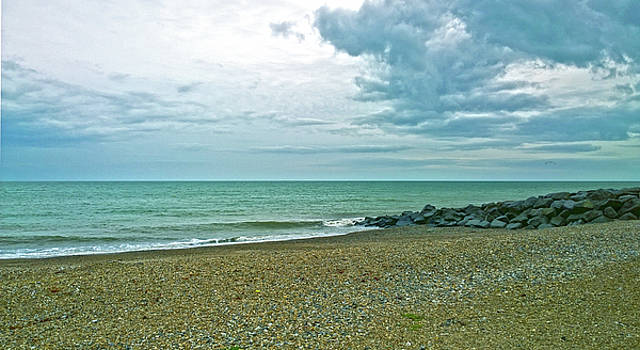 Seaside Weather by Anne Kotan