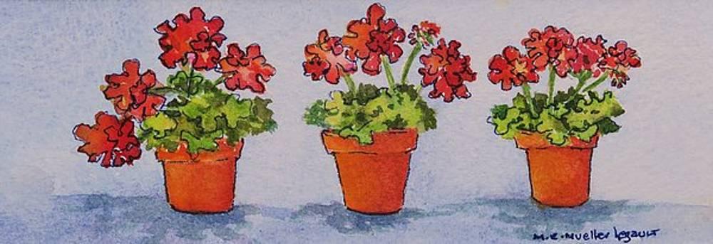 Seasonal Friends by Mary Ellen Mueller Legault