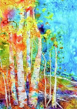 Seasonal Stream Of Consciousness by Beverley Harper Tinsley