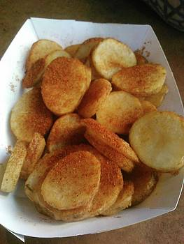 Seasoned Fries by Sin Lanchester