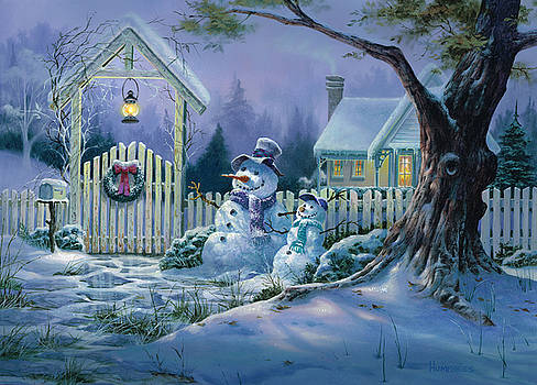 Season's Greeters by Michael Humphries